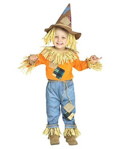 Horror-Shop Pequeño espantapájaros Disfraz de niño 18- 24 Monate