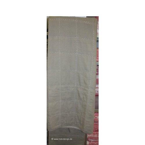 Q067.062 Clayre und Eef Tagesdecke Quilt Plaid SAFARI Braun 260x260 cm