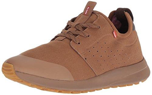 Globe Men's Dart LYT XC Shoe, woodsmoke brown, 11.5 M US