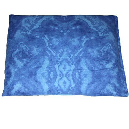 Microwaveable Heating Pad (Blue)