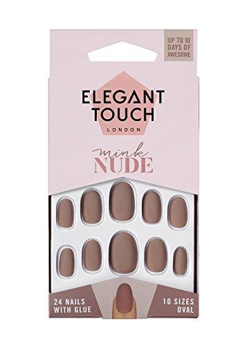 Elegant Touch Nude Collection Mink, 24 stuks