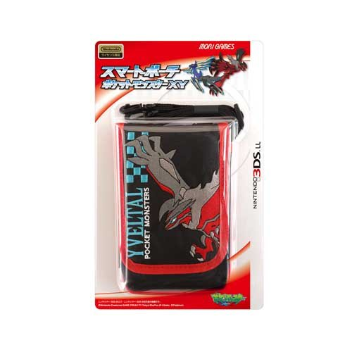 PokÃmon Pokemon XY Smart Porch for 3DS LL Yveltal