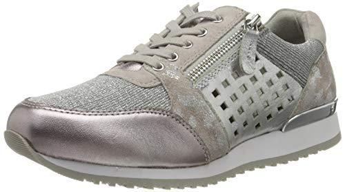 CAPRICE Damen Ginga Sneaker, Pink (Soft PINK Comb 594), 40 EU
