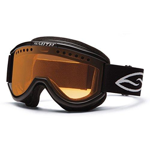 Smith Optics Cariboo OTG Snow Goggles Choice of Lens (Black/Gold Lite)