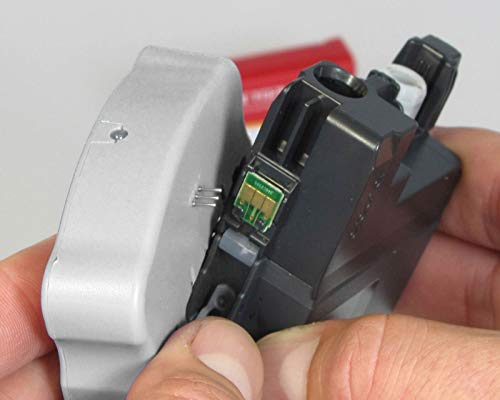 Octopus Chipresetter compatible con los cartuchos de tinta Brother LC-223, LC-225, LC-227, LC-229 (no OEM) para Brother DCP-J 4120 DW, MFC-J 4420 DW, J 4425 DW, J 4620 DW, J 4625 DW, J 5320 DW, J 5600 y otros