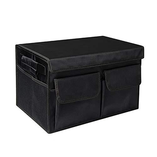 Car Boot Organizer, car Boot Organiser Bag Accessories bin Van Storage Tidy,Collapsible Storage Space Saving Capacity Water Proof Cargo, Non Slip Bottom