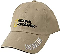 National Geographic Snorkeler Dive Hat Khaki