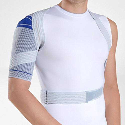 Bauerfeind - OmoTrain - Shoulder Support - Pain Relief for Injured or Strained Shoulders - Size 4