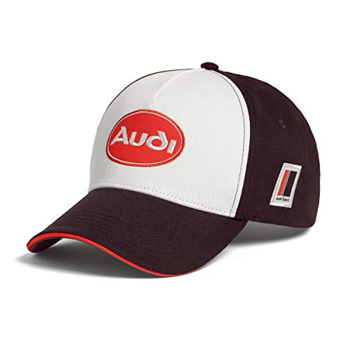 Audi collection 3132000600 Heritage Cap, Braun