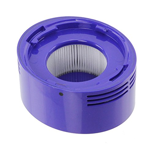 Spares2go - Filtro Hepa para aspiradora Dyson SV11 V7 Animal Fluffy Trigger sin cable