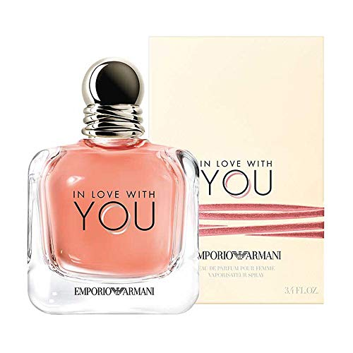 In Love With You by Giorgio Armani for Women 3.4 oz Eau de Parfum Spray