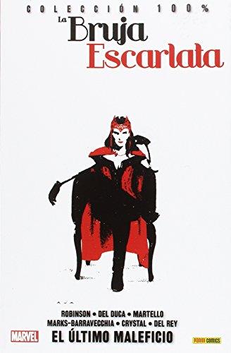 Bruja Escarlata 3: EL ÚLTIMO MALEFICIO (PANINI COMICS)