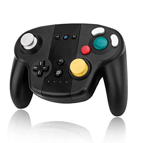 Yangsanjin Pokémon-controller, draadloos, Nintendo Switch – design: Umbreon Controller, controller voor Nintendo Switch, werkt met draadloze Bluetooth