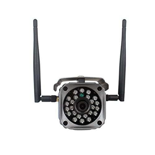Sicherheitskamera los / ¨¹berwachungskamera/WiFi Kamera Set/Dome Kamera WiFi/IP Netzwerk Kamera HU-X8900, Voice Intercom, Video-Wiedergabe/Unterst¨¹Tzung f¨¹r Mobile Detection,