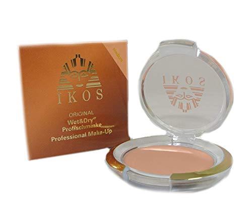 Ikos Wet&Dry Profischminke MEDIUM 3g (Probiergröße)