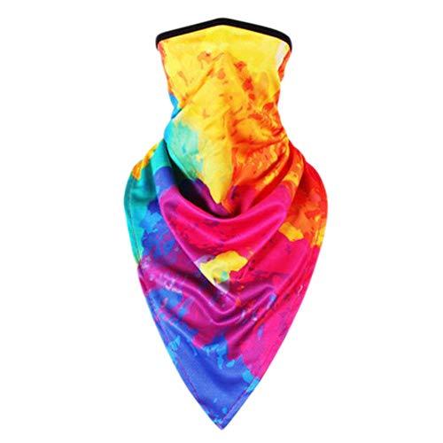 Écran solaire bandanas foulard masque extérieur bandeau serre-tête serre-tête-A37