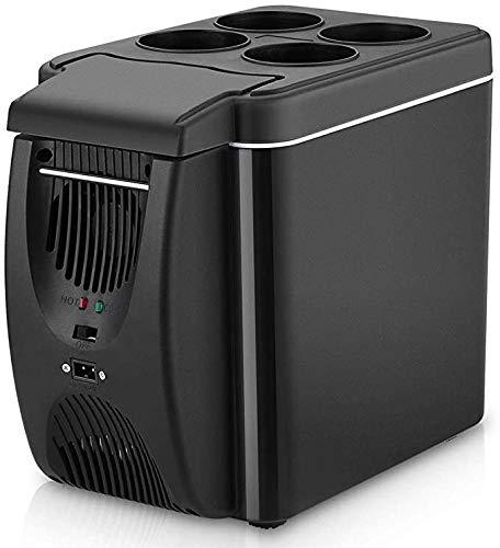 6L 12V draagbare auto Koelkast, Mini koelkast Ice Box Protection Milieu Auto, Reizen, Camping