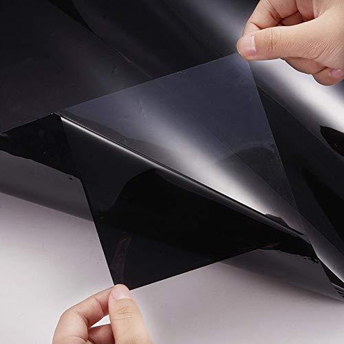 Láminas para ventanas de coche Tinte negro ventana de coche de la...