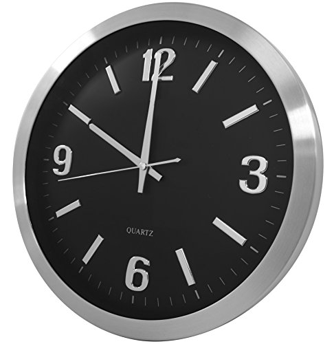 smart wall clock with hidden spy camera for smart home