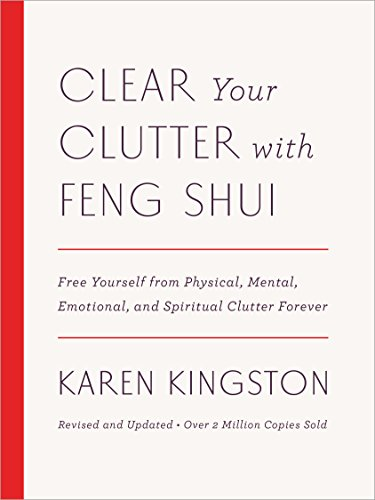 Price comparison product image Clear Your Clutter with Feng Shui (Revised and Updated): Free Yourself from Physical,  Mental,  Emotional