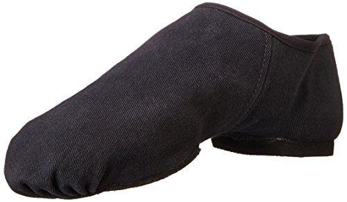 Bloch Women's Phantom Jazz Shoe, Black, 5 M US