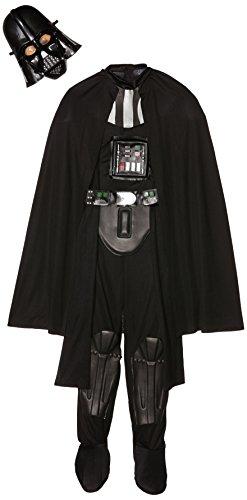 Unbekannt Aptafêtes– CS855019/M– Kostüm, luxuriös, für Kinder– Darth Vader