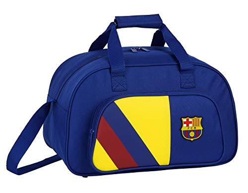 Safta 712025273 Bolsa de deporte, Bolso de viaje FC Barcelona