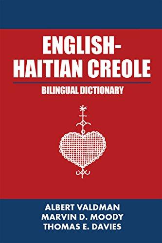 English-Haitian Creole Bilingual Dictionary (English Edition)