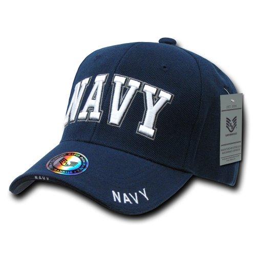 Rapiddominance Navy Text The Legend Military Cap