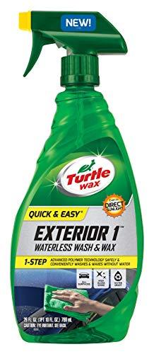 Turtle Wax Quick & Easy Exterior 1 Waterless Wash & Wax