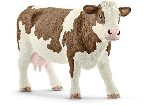 Schleich 13801 Vaca de Raza Fleckvieh