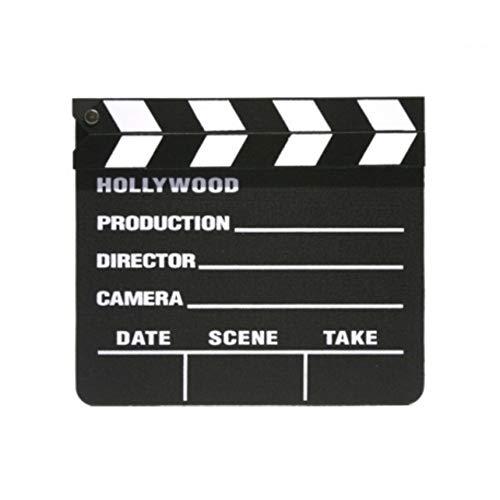 Framan CLAQUETA Director Cine Hollywood DE Madera 20 x 18cm
