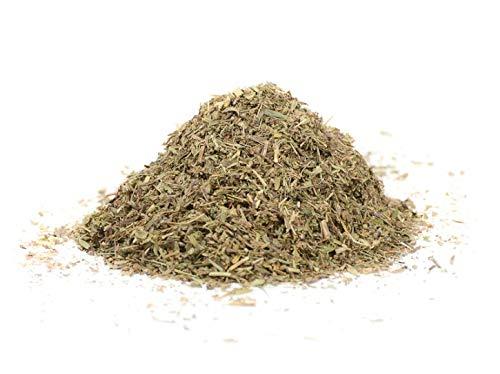 Quendel Feldthymian geschnitten - Quendelkraut getrocknet - Quendel Gewürz - Quendeltee - Wilder Thymian - 30g