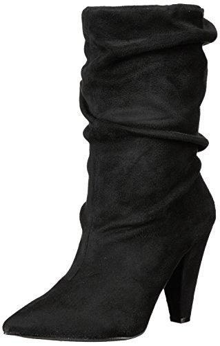 Carlos by Carlos Santana Women's Elouise Fashion Boot, Black, 8.5 Medium US
