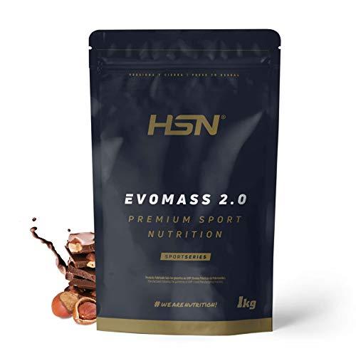Ganador de Peso y Masa Muscular de HSN   Evomass