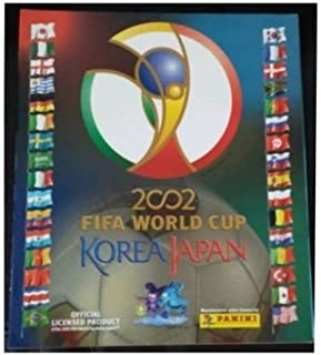 2002 world cup stickers