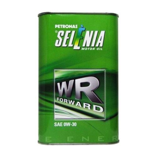 PETRONAS SELENIA Motoröl Öl WR FORWARD 0W30 0W-30 Fiat 9.55535-DS1 - 1L 1 Liter
