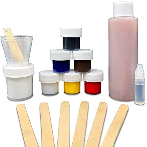 True Composites Premium Gelcoat Repair Kit-Complete Set with Hardener,...