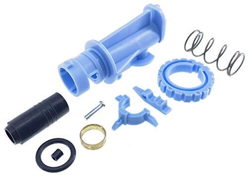 BELL製 P03 電動ガン P90用 ホップアップ Hop Upチャンバーセット プラスチック製 - ブルー