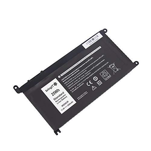 Bateria para Notebook Dell Inspiron 15 7560   Lítio-Polímero - Marca bringIT