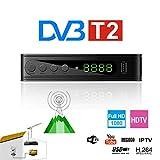 LOISK DVBT2 Set-Top Box Full HD 1080P TDT TV DVB T2 para Caja TV Digital Receptor WiFi H.264 AC3 Receptor DVB-C DVBT2 Set-Top Box