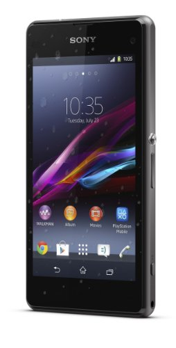 Sony Xperia Z1 Compact D5503 Android Smartphone (Black) International Version No Warranty