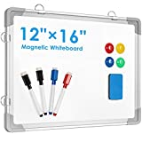 Small Dry Erase White Board, ARCOBIS 12' x 16'...