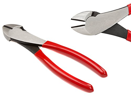 7 Diagonal Cutting Pliers High Leverage Wire Side Cutter Nippers Top Quality