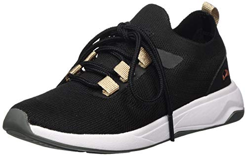 viking Martine, Zapatillas, Negro 2, 32 EU