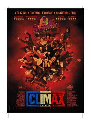 Climax – Gaspar Noe – U.S Movie Wall Poster Print - 43cm x 61cm / 17 Inches x 24 Inches A2