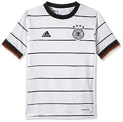 adidas Jungen DFB H JSY Y T-shirt, weiß, 152/11-12 Jahre
