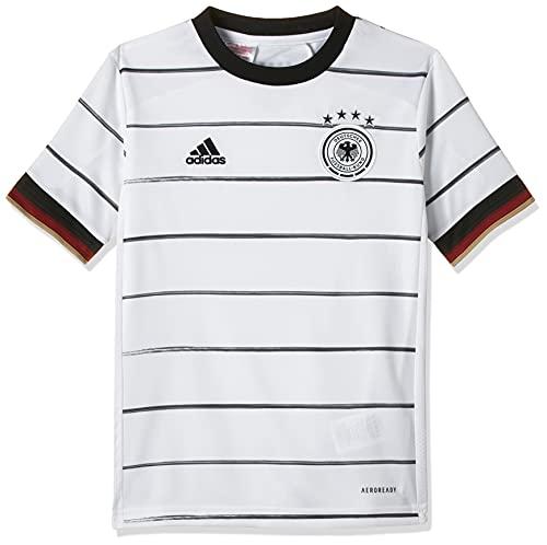 adidas Jungen DFB H JSY Y T-shirt, weiß, 164/13-14 Jahre