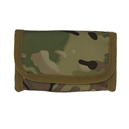 Muzboo Monedero de munición de rifle de lona/bolsa de bala/titular de cartuchos/portador de municiones