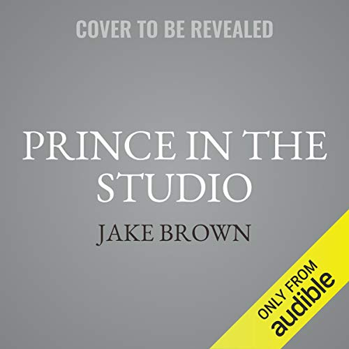 Prince in the Studio cover art